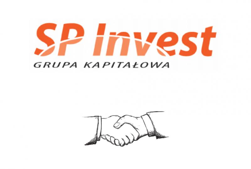 Współpracujemy z SP Invest
