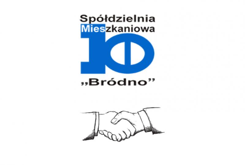 Współpracujemy ze SM BRÓDNO