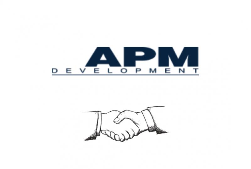 Współpracujemy z APM Development