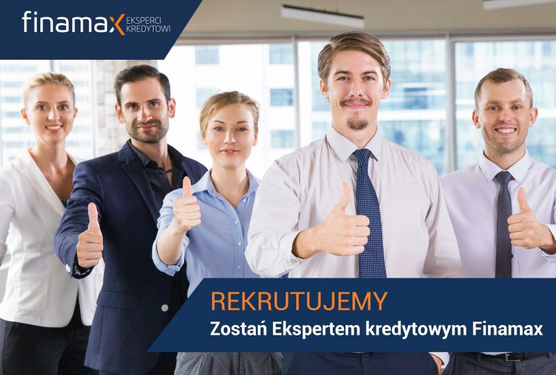 Oferta pracy – Ekspert ds. Kredytów hipotecznych